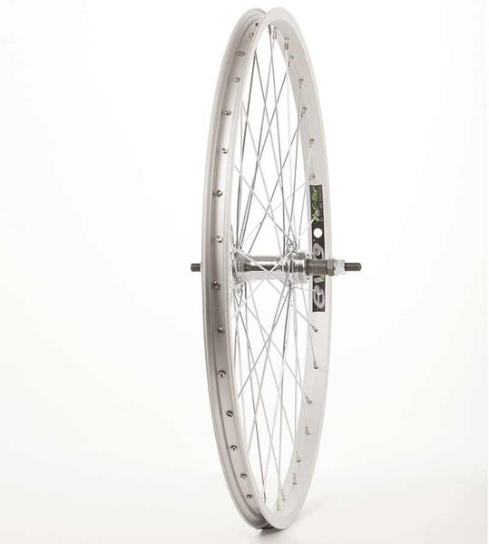 The Wheel Shop Evo E-Tour 20 Silver/Joytech JY-434 24-inch Rear