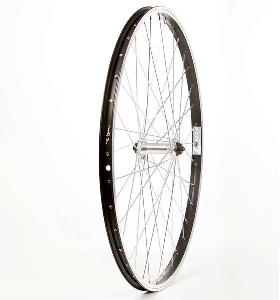 The Wheel Shop Alex Z1000 Black/Formula FM-21 26-inch Front