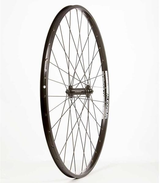 The Wheel Shop Alex DM-18/Shimano Acera HB-T3000 700c Front
