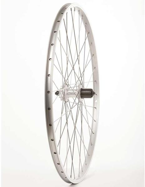 The Wheel Shop Alex DM-18/Shimano FH-M475 700c Rear