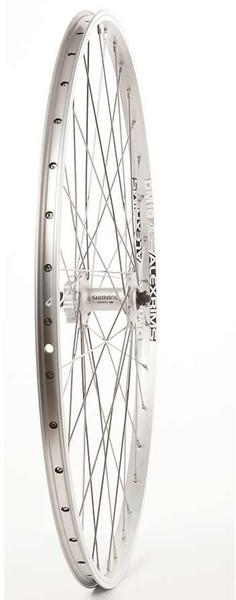 The Wheel Shop Alex DM-18/Shimano HB-M475 700c Front