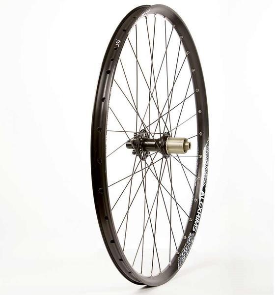 The Wheel Shop Alex MD25/Novatec D792SB-11 27.5-inch Rear