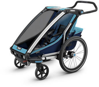 Thule Chariot Cross 1 + Cycle/Stroll Color: Blue