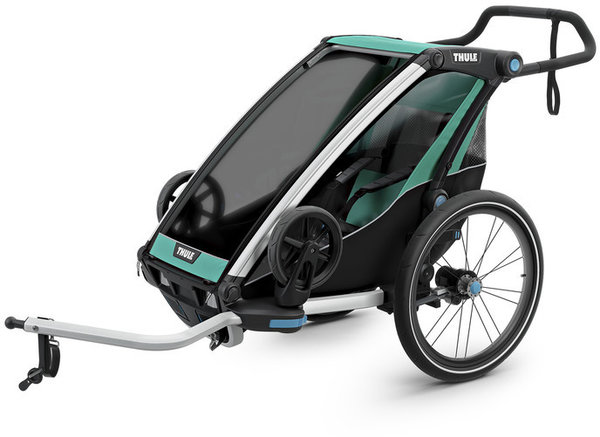 Thule Chariot Lite Color: Blue Grass/Black