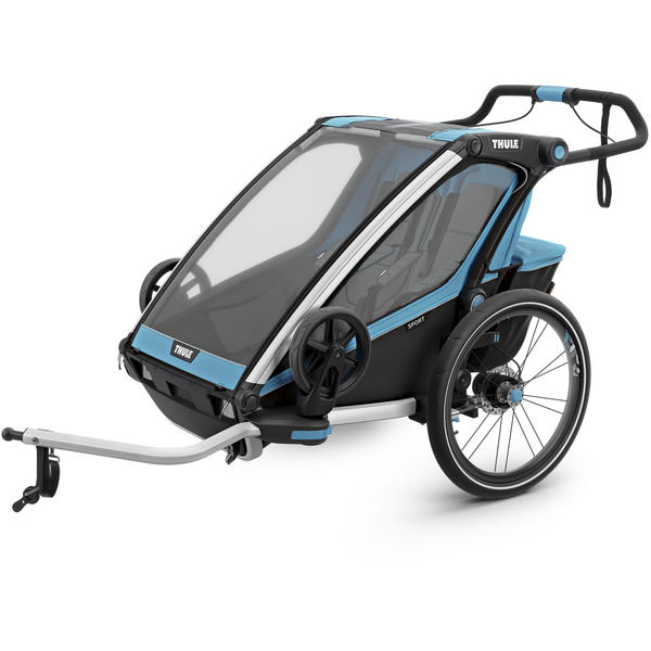 Thule Chariot Sport 2 + Cycle/Stroll