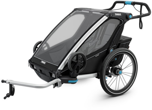 Thule Chariot Sport 2 Color: Black