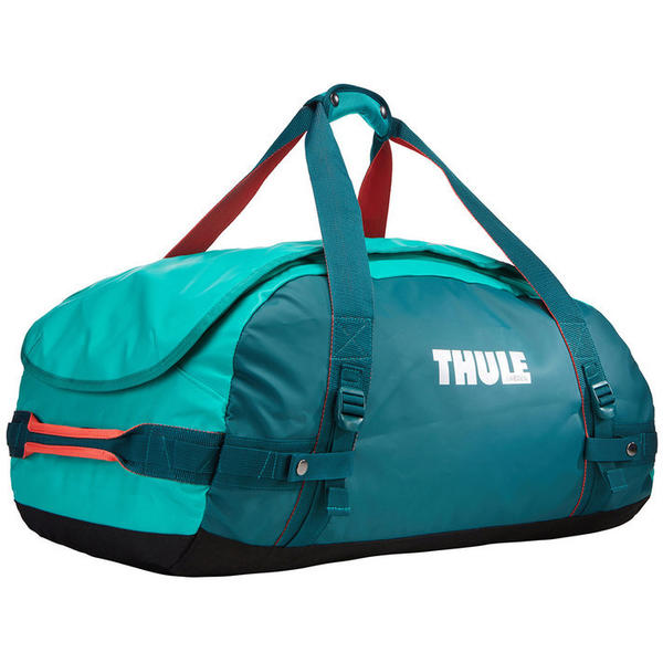 Thule Chasm 70-liter Duffel Bag Color: Bluegrass