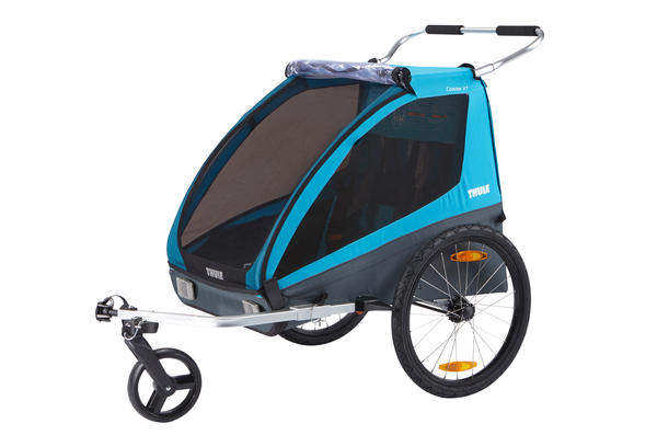 Thule Coaster XT Color: Blue