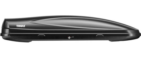 Thule Force XXL Rooftop Box Color: Matte Black AeroSkin