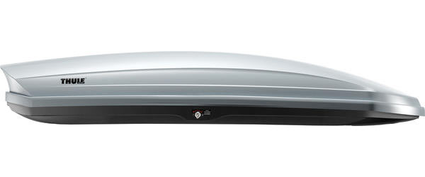Thule Sonic XXL Rooftop Box Color: Silver