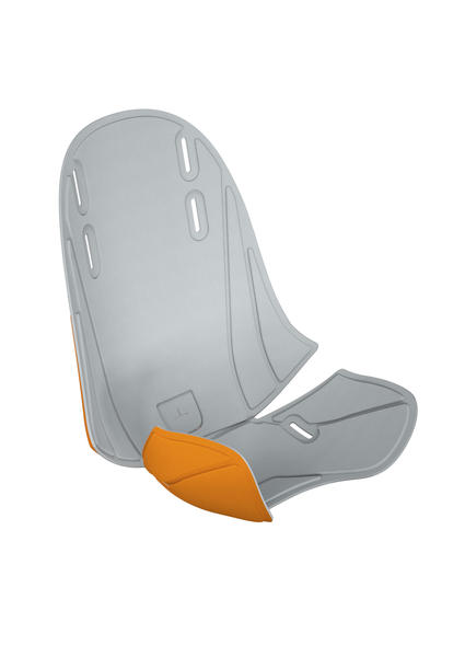 Thule RideAlong Mini Padding Color: Light Gray/Orange