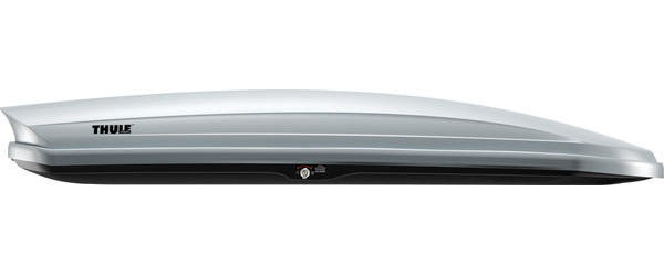 Thule Sonic Alpine Rooftop Box Color: Silver