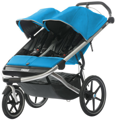 Thule Urban Glide 2 Color: Thule Blue