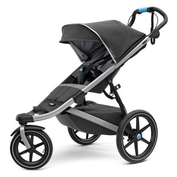 Thule Urban Glide 2 Color: Dark Shadow/Silver