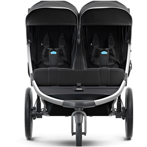Thule Urban Glide 2 Double Color: Black/Silver