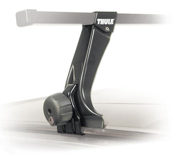 Thule Gutter High Foot Pack