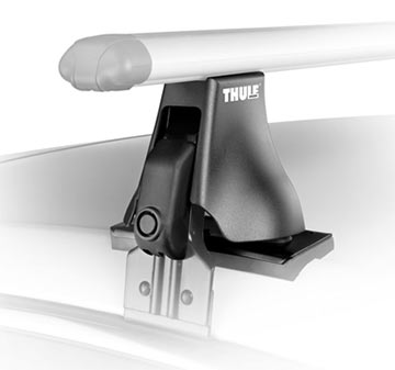 Thule Rapid Aero Foot Pack