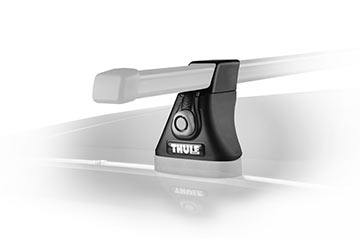 Thule Tracker II Foot Pack