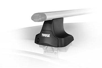 Thule Rapid Traverse Aero Foot Pack