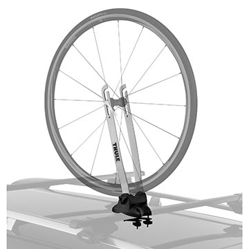 Thule Wheel On Wheel Holder