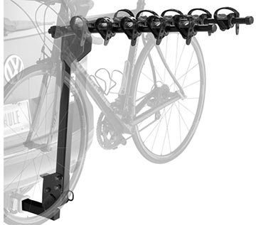 Thule Roadway 5-Bike Hitch Rack