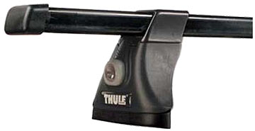 Thule Complete Tracker II Rack System