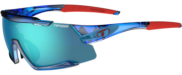 Tifosi Aethon Color: Crystal Blue