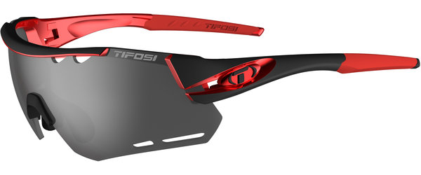 Tifosi Alliant Color: Black/Red