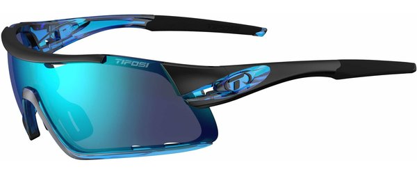 Tifosi Asian Davos Color: Crystal Blue