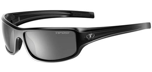Tifosi Bronx Color | Lens: Gloss Black | Smoke