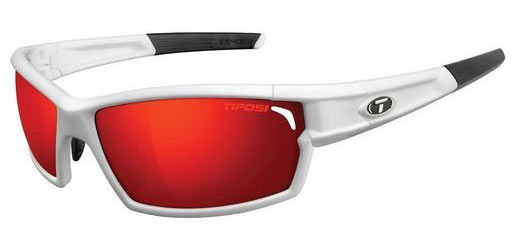 Tifosi Camrock Color | Lens: Matte White | Clarion Red|AC Red|Clear