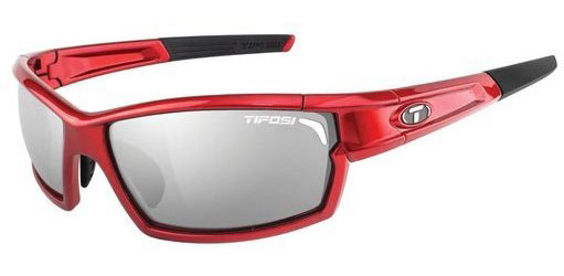 Tifosi Camrock Color | Lens: Metallic Red | Smoke|AC Red|Clear