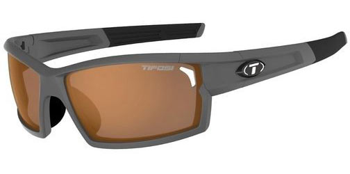 Tifosi Camrock Color | Lens: Matte Gunmetal | Brown Fototec