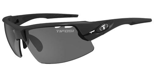 Tifosi Crit Color | Lens: Matte Black | Smoke|AC Red|Clear