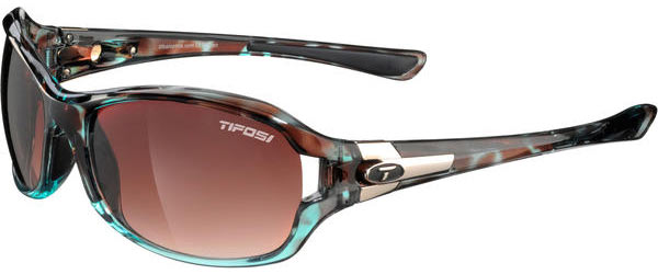 Tifosi Dea SL Color | Lens: Blue Tortoise | Brown Gradient