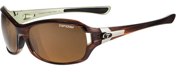 Tifosi Dea SL Polarized Color | Lens: Sagewood | Brown Polarized