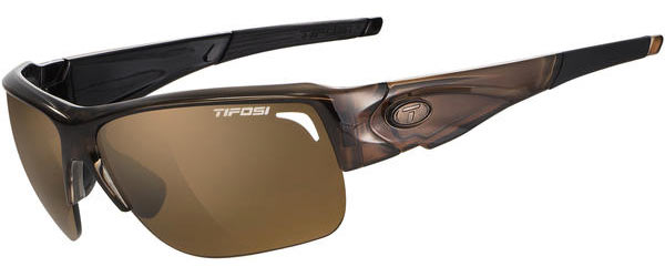 Tifosi Elder Polarized Color | Lens: Crystal Brown | Brown Polarized