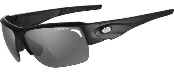 Tifosi Elder SL Color | Lens: Matte Black | Smoke|AC Red|Clear
