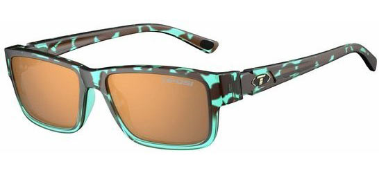 Tifosi Hagen 2.0 Color | Lens: Blue Tortoise | Brown Polarized