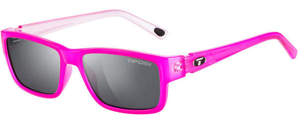 Tifosi Hagen Color | Lens: Neon Pink | Smoke w/Glare Guard