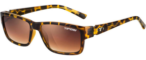 Tifosi Hagen Color | Lens: Leopard | Brown Gradient