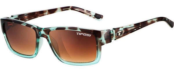 Tifosi Hagen Polarized Color | Lens: Blue Tortoise | Brown Polarized