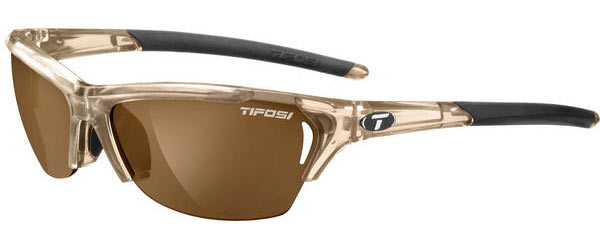 Tifosi Radius Polarized Fototec Color: Crystal Brown