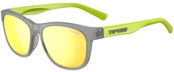 Tifosi Swank Color | Lens: Vapor Neon | Smoke Yellow
