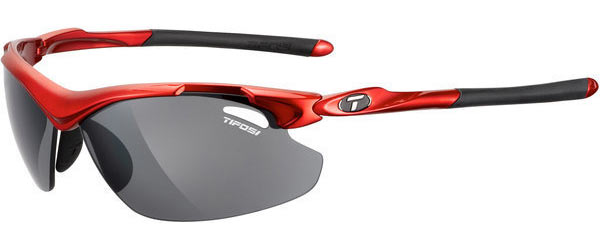 Tifosi Tyrant 2.0 Color | Lens: Metallic Red | Smoke|AC Red|Clear