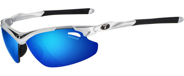 Tifosi Tyrant 2.0 Clarion Polarized Color | Lens: Race Black | Clarion Blue Polarized