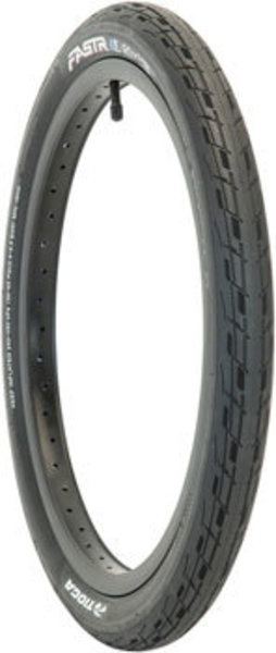 Tioga FASTR S-Spec 20-inch Color: Black