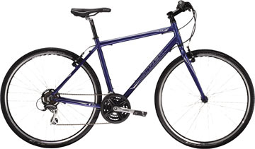 Trek 7.1 FX Color: Navy Gloss