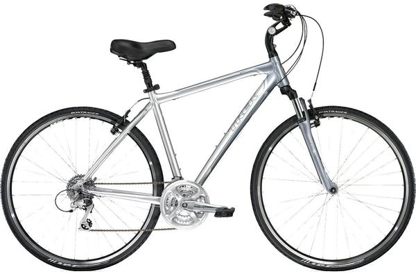 Trek 7300 Color: Satin Steel Blue/Satin Silver