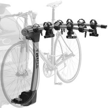 Thule Apex 5-Bike Hitch Rack
